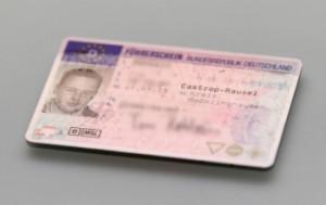 Zu viele Punkte in Flensburg gefährden Ihren Führerschein.