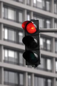In der Probezeit eine rote Ampel zu überfahren, hat Konsequenzen.