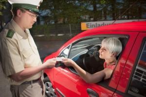 Bei einer hohen Geschwindigkeitsüberschreitung lässt ein Fahrverbot nicht lange auf sich warten.