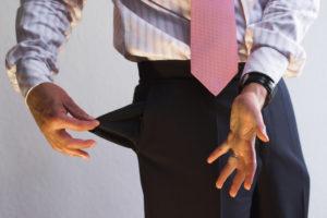 Bei einem Bußgeldbescheid sind die Gebühren gesetzlich festgesetzt.