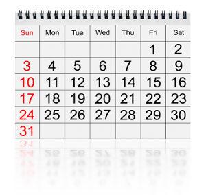 Bei einem Bußgeldbescheid beträgt die Verjährung in der Regel drei Monate.