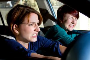 Kommt es beim Carsharing zum Unfall, sind einige Fahrer überfordert.