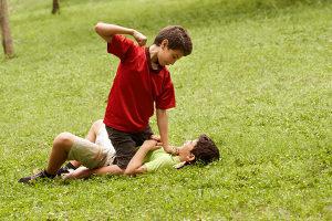 Eine Ruhestörung durch Kinder liegt gewöhnlich nur bei rücksichtslosem Verhalten vor.