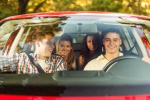 Welchen Einfluss kann ein Beifahrer auf den Fahrzeugführer haben?