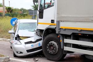 Arbeitsunfall gleich Wegeunfall? Ein Unfall, der auf dem Weg zur Arbeit geschieht, gilt als Wegeunfall.