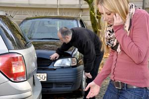Unfall bei der Probefahrt: Wer haftet dafür?
